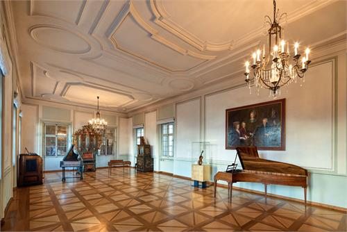 Mozart´s Residence